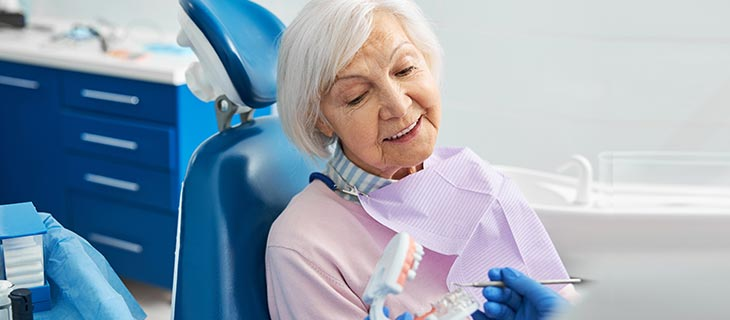 Benefits of Dental Implants for Seniors in Mountain View, CA